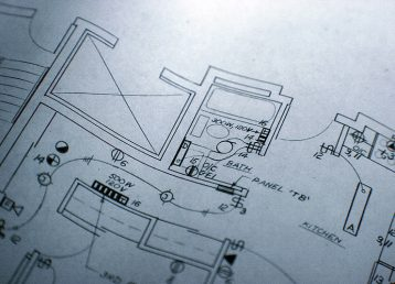 blueprint kitchen