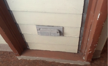 exterior window outlet