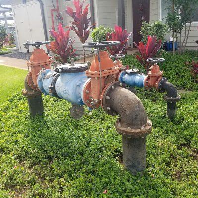 plumbing backflow