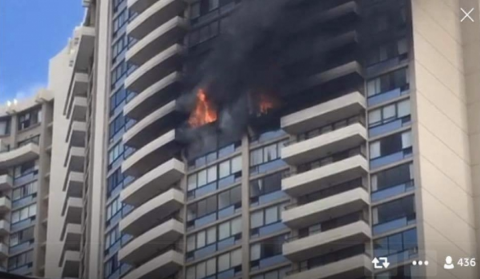"HawaiiBuildingExpert.com Warning After ""Worst high-rise building fire in Hawaii"""